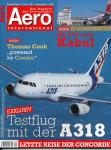 AERO International. Das Magazin der Zivilluftfahrt. hier: Heft 9 (September 2003)