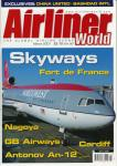 Airliner World The Global Airline Scene. here: Magazine March 2001