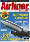 Airliner World The Global Airline Scene. here: Magazine May 2001
