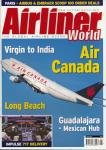 Airliner World The Global Airline Scene. here: Magazine August 2001
