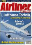Airliner World The Global Airline Scene. here: Magazine January 2002