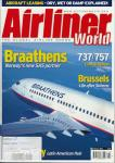 Airliner World The Global Airline Scene. here: Magazine February 2002