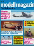 Modell-Fan. internationales magazin für plastic-modellbau. hier: Heft 6/1975