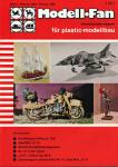 Modell-Fan. internationales magazin für plastic-modellbau. hier: Heft 2/1975