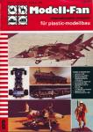 Modell-Fan. internationales magazin für plastic-modellbau. hier: Heft 6/1979