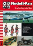 Modell-Fan. internationales magazin für plastic-modellbau. hier: Heft 5/1979