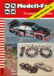 Modell-Fan. internationales magazin für plastic-modellbau. hier: Heft 2/1982