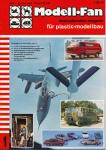 Modell-Fan. internationales magazin für plastic-modellbau. hier: Heft 1/1983