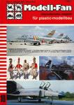 Modell-Fan. internationales magazin für plastic-modellbau. hier: Heft 10/1984