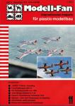 Modell-Fan. internationales magazin für plastic-modellbau. hier: Heft 11/1975