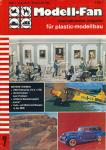 Modell-Fan. internationales magazin für plastic-modellbau. hier: Heft 7/1976