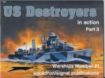 U.S. Destroyers in action. Part 3